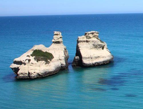 Il nuovo villaggio turistico in Puglia al mare