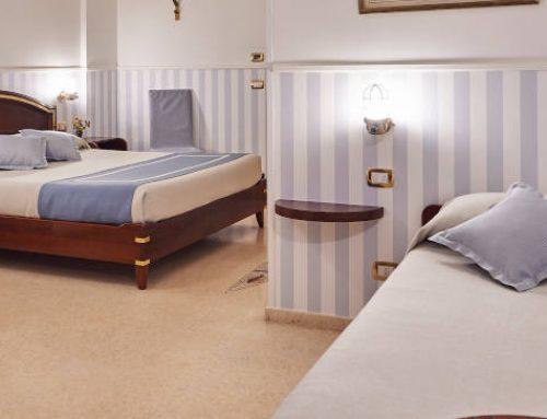 Für Familien im Hotel Corte di Nettuno