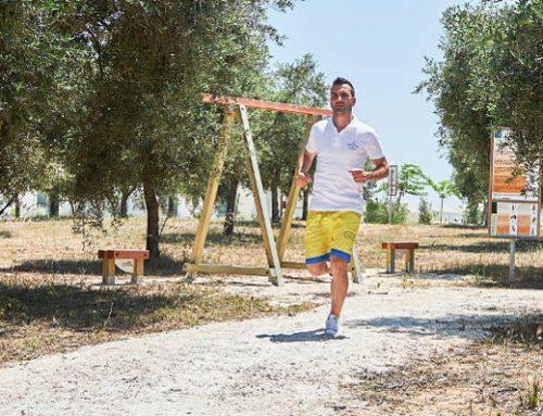 Percorso fitness Relais Masseria Le Cesine