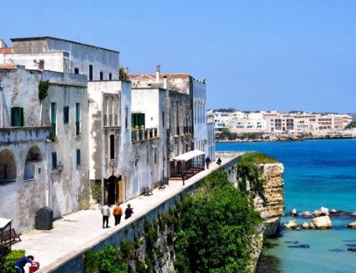 Otranto Corte di Nettuno
