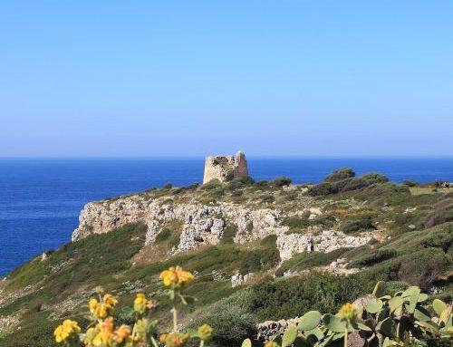Paradiso della natura sul mar Ionio